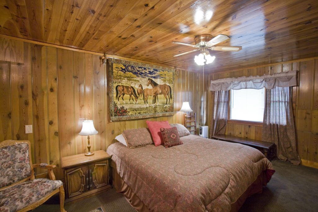 Homestead Bedroom